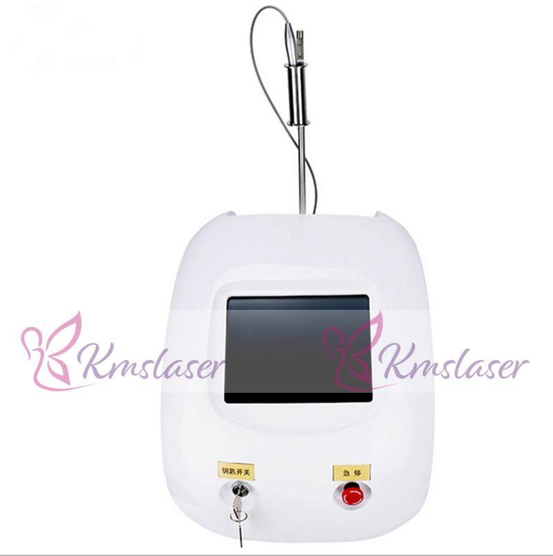 Rimozione portatile Tag Skin Rimozione Beauty Attrezzature Spider Green 980nm Laser Rimuovi macchina per rimozione vascolare