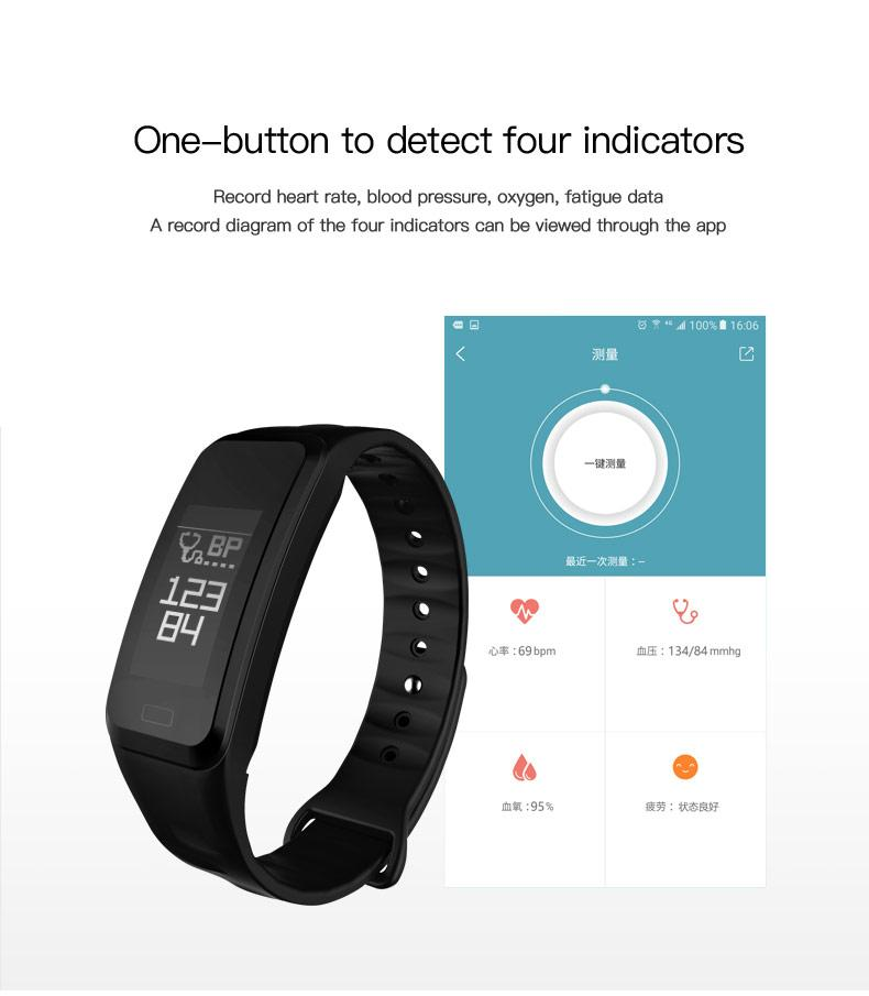 Smart Fitness Tracker Watch (13)