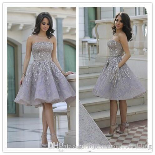 Elegant Short Formal Dresses