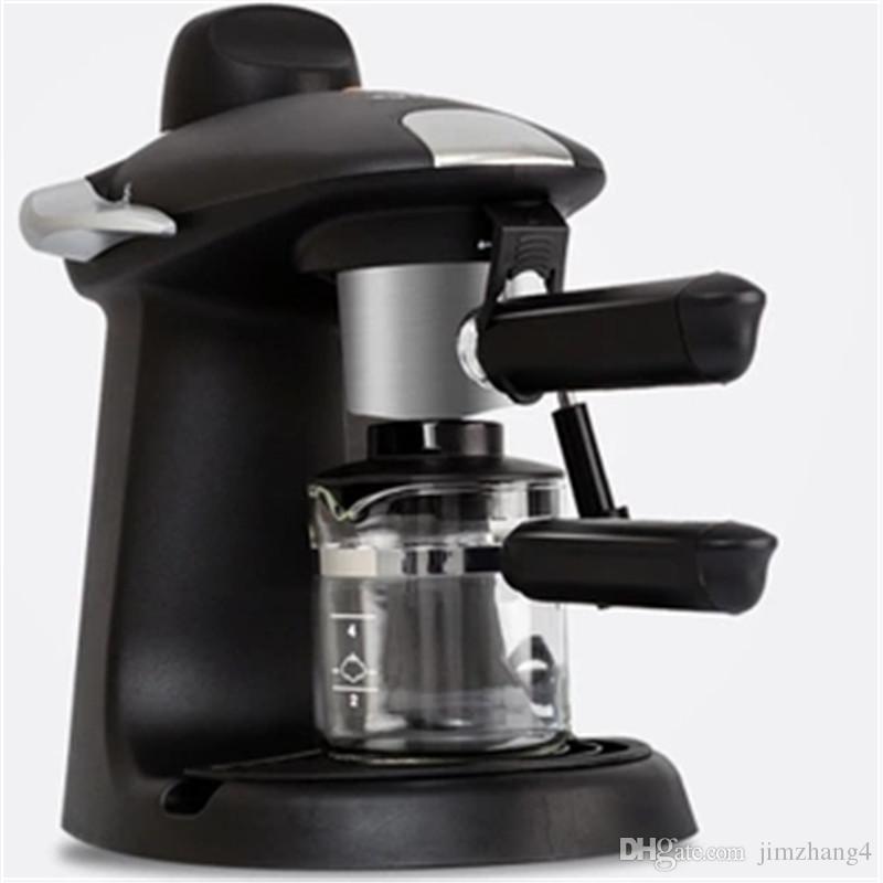 TK-184-4, frete grátis, máquina de café, casa bombeada semi automática máquina de café expresso máquina de café a vapor de alta pressão