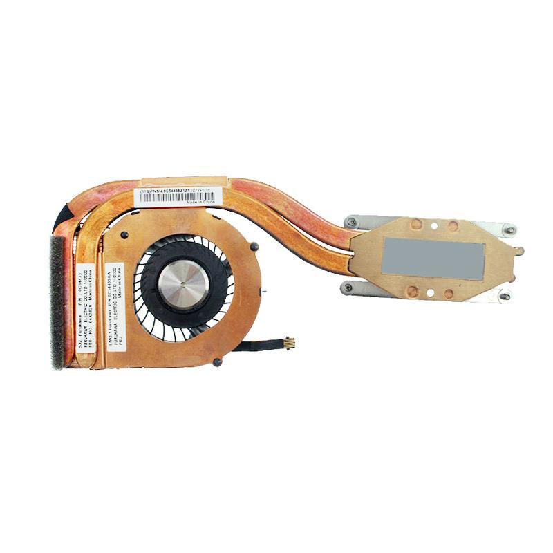 Оригинальный Новый Для IBM Lenovo Thinkpad X1 Carbon Ноутбук Охлаждающий Вентилятор CPU Радиатор Кулер 04X3829 00HN743 CC126K01 DC 5 В 0.24A 6pin