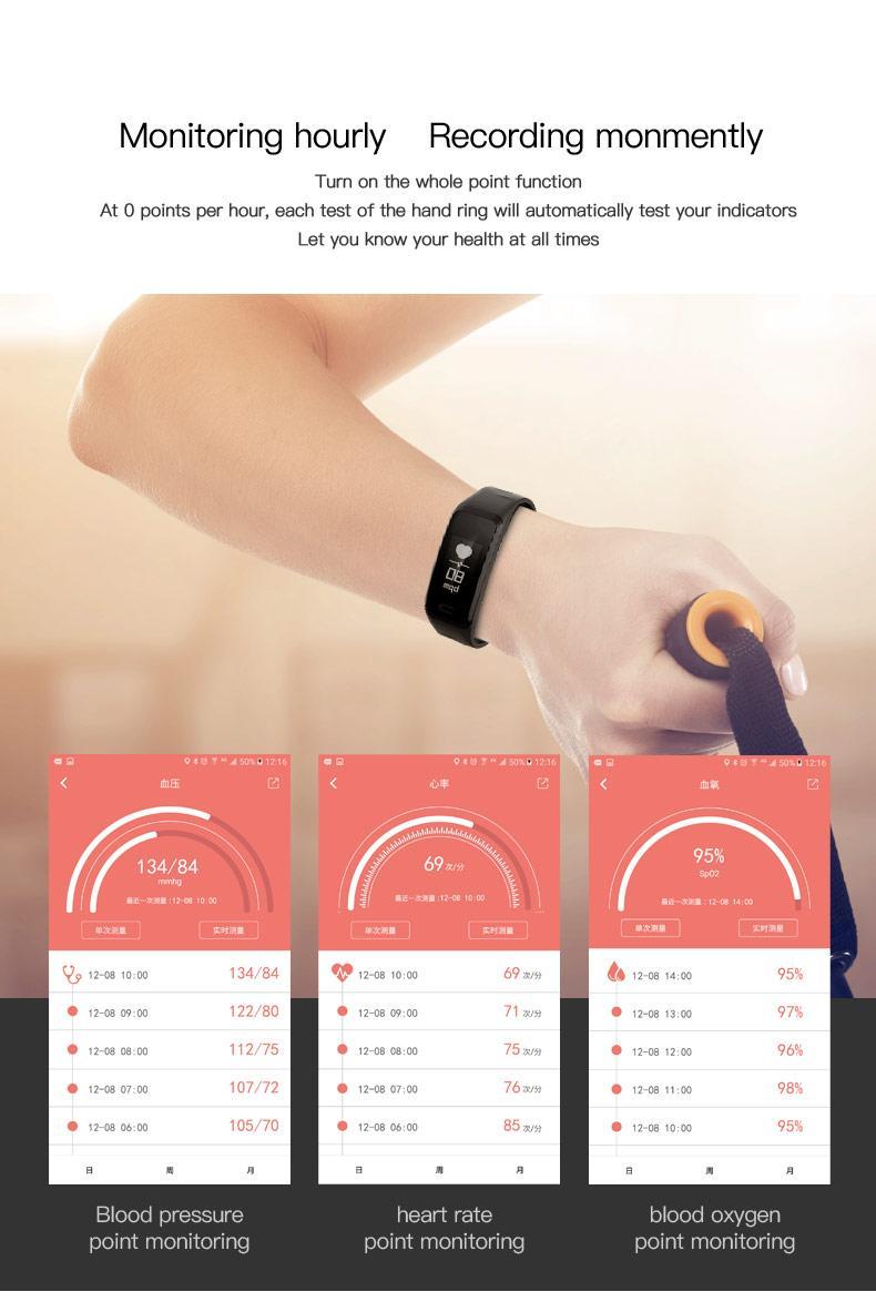 Smart Fitness Tracker Watch (6)
