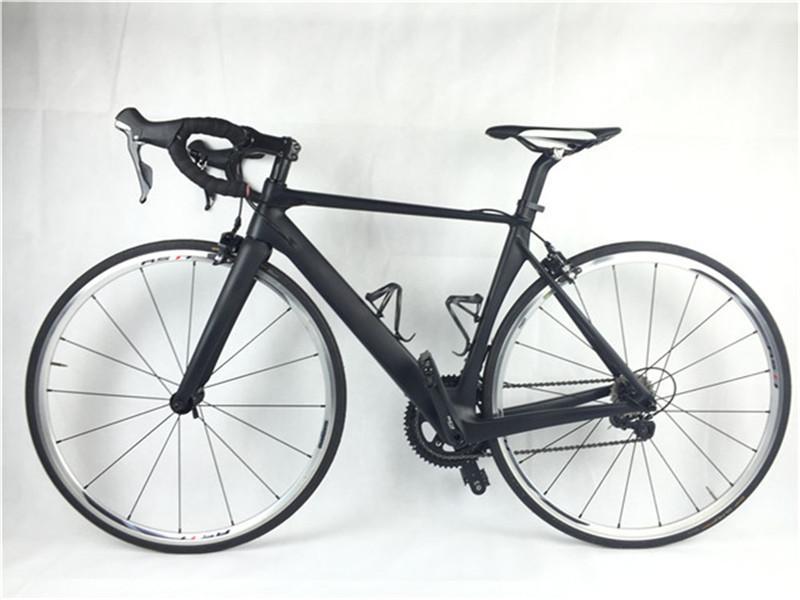Complete Carbon Fiber Road Bike Racing Cycling,UD Carbono Fibre Frameset,SH1MANO RS11 Wheels,SH1MANO 3500/4700/5800/R8000/9100