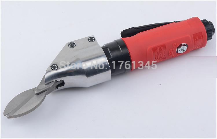 Air Comprimé En Tôle Ciseaux en Tôle Schneider 1,2 mm tôle épaisseur Straight Air Cutter