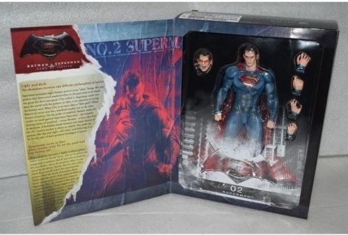 Spielen Arts Kai Batman Vs Superman Morgendämmerung der Gerechtigkeit Superman Action Figure New Box
