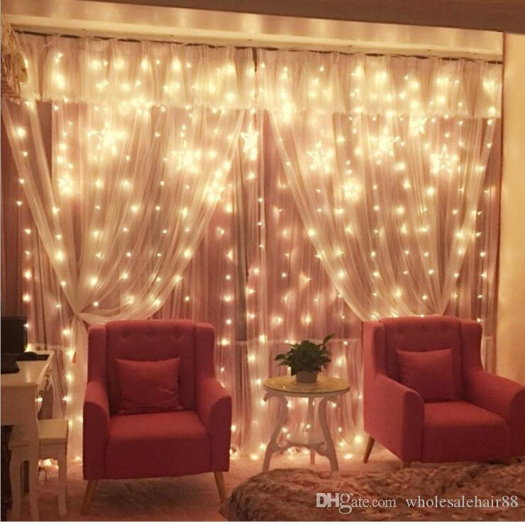 how to decorate with icicle lights.htm 3mx3m 300leds icicle led curtain string fairy light 300bulb xmas  3mx3m 300leds icicle led curtain string