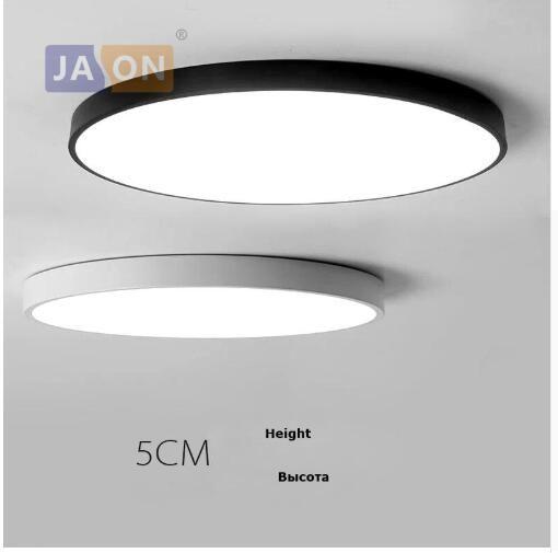 현대 LED 천장 조명 조명기구 램프 표면 마운트 거실 침실 욕실 제어 홈 인테리어 주방 펜던트 램프