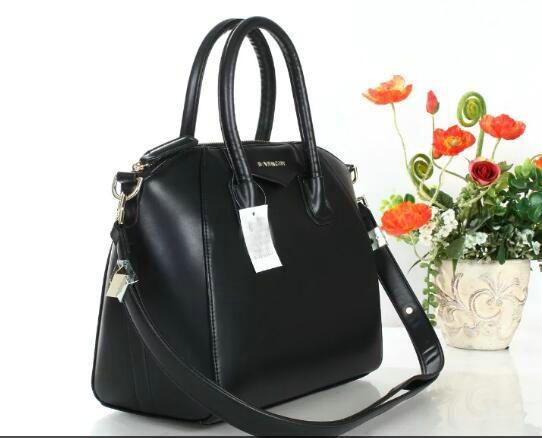 2018 Genuine Leather European and American brand handbags high-end handbag fashion design double shoulder bag Genuine Leather women bags #78