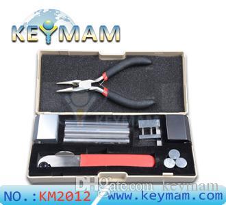 Professionale 12 in 1 HUK Lock Smontaggio Tool Fabbro Kit di attrezzi Rimuovi blocco Riparare Set di grimaldelli