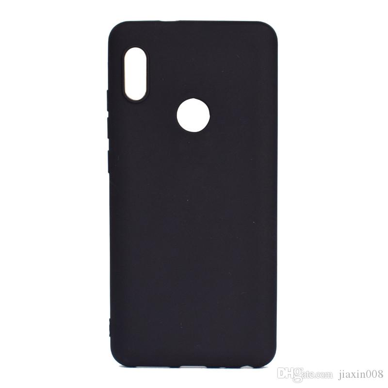Şeker Renk Kılıf Için Xiaomi Redmi Not 5 Pro Kapak Yumuşak TPU Ultrathin Tasarımcı Mobie Redmi Not 5 Pro Için Telefon Kılıfları Capinha