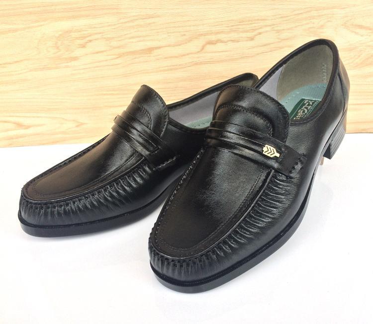 Accesorios personalizados Michael Jackson Cosplay Billie Jean MJ Dancing zapatos de cuero Zapatos de baile Zapatos de vestir para hombres Tamaño chino