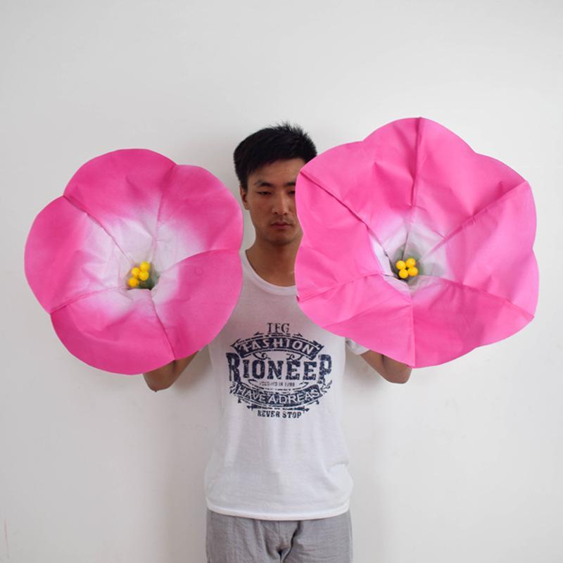 Anaokulu Dans Prop Sabah Zafer Ile Yapay Performans El Çiçek Bar Nefis Simülasyon Çiçekler Sıcak Satış 25sy4 Ww