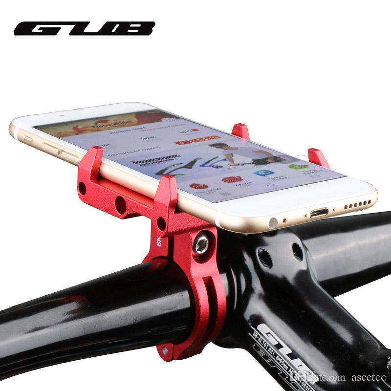 Adatta per Cellulare 3,5 Pollici 8 Cm-16 Cm Porta Bicicletta in Lega di Alluminio Porta Cellulare Universale per Bicicletta 6,5 Pollici . Porta Cellulare per Bicicletta