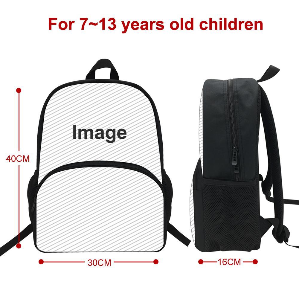 16inch Mochila Children Fashion Cartoon Student Backpack Ninjago ...