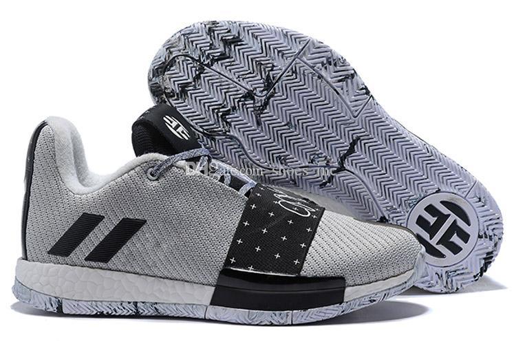 2018 Designer Brand New MVP Harden Vol.3 Shoes Men High Quality James Harden 3S Sneakers Size 7-12