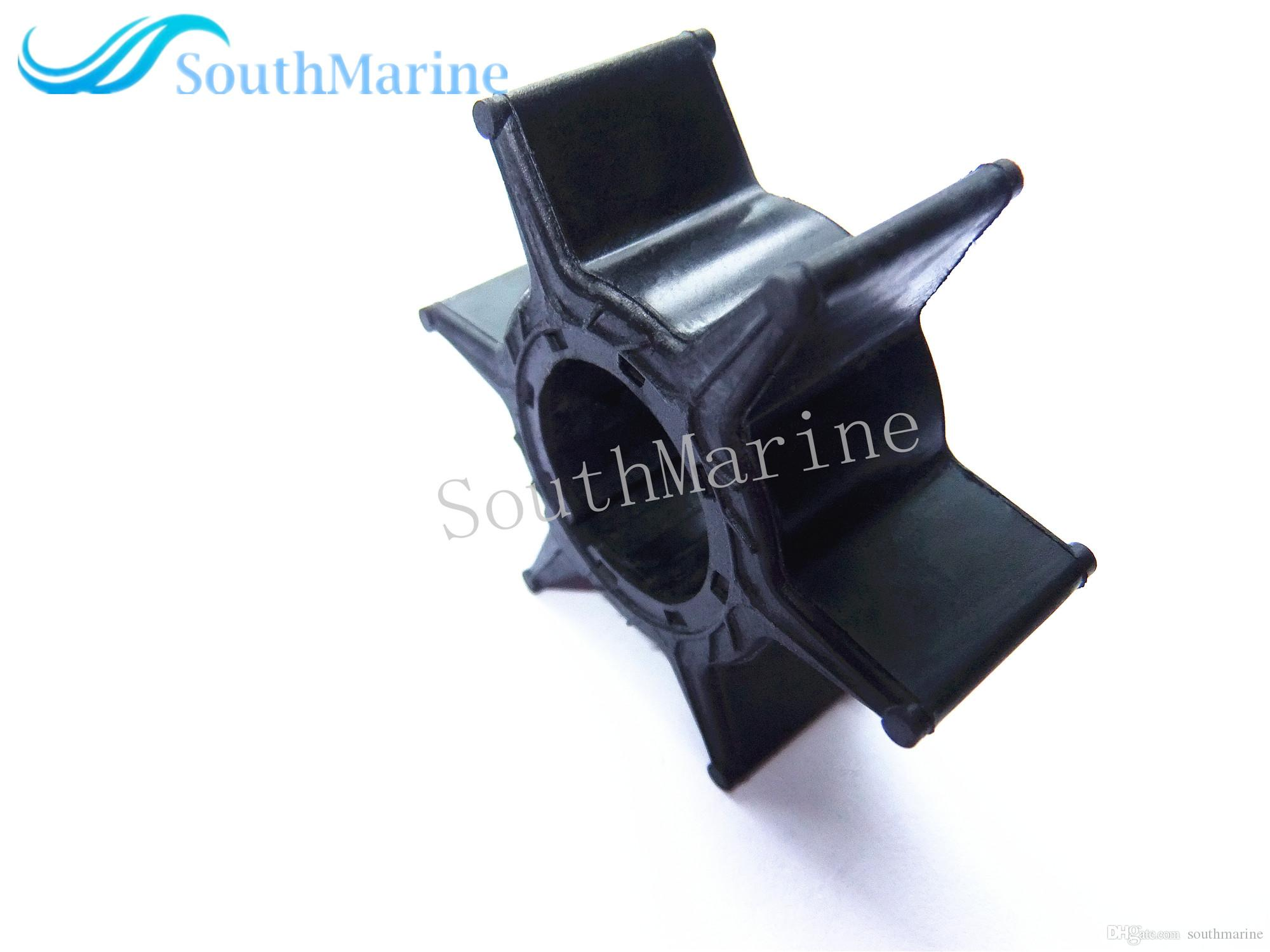 6H3-44352-00 Impeller 697-44352-00 for Yamaha 40hp 50hp 55hp 60hp 70hp Outboard