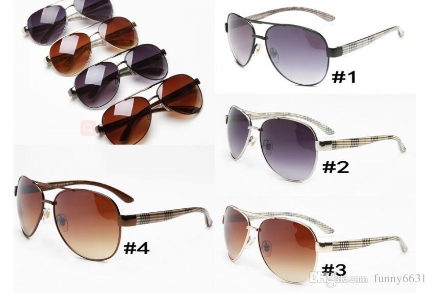 жаркое лето новейший женщина мода на улице ветер очки 4Colors вождения солнцезащитные очки Lady защита пляж UV400 очки бесплатную доставку