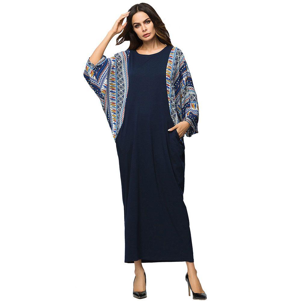 kaftan sleeve kleid closeout 66381 29408