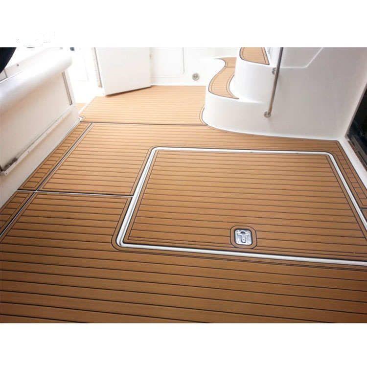 EVA Foam Marine Boat Flooring Teak Decking Yacht Car Sheet Carpet Floor Pad for hot sale marine boat