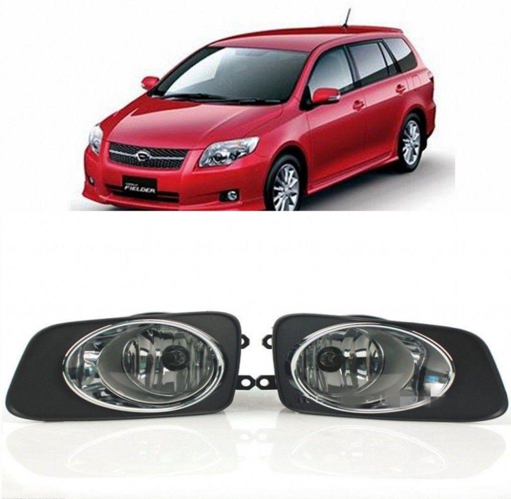 Противотуманные фары для Toyota венчик Axio был/Филдер 2007 с wireswitch,с ламп:H11 12В 55Вт