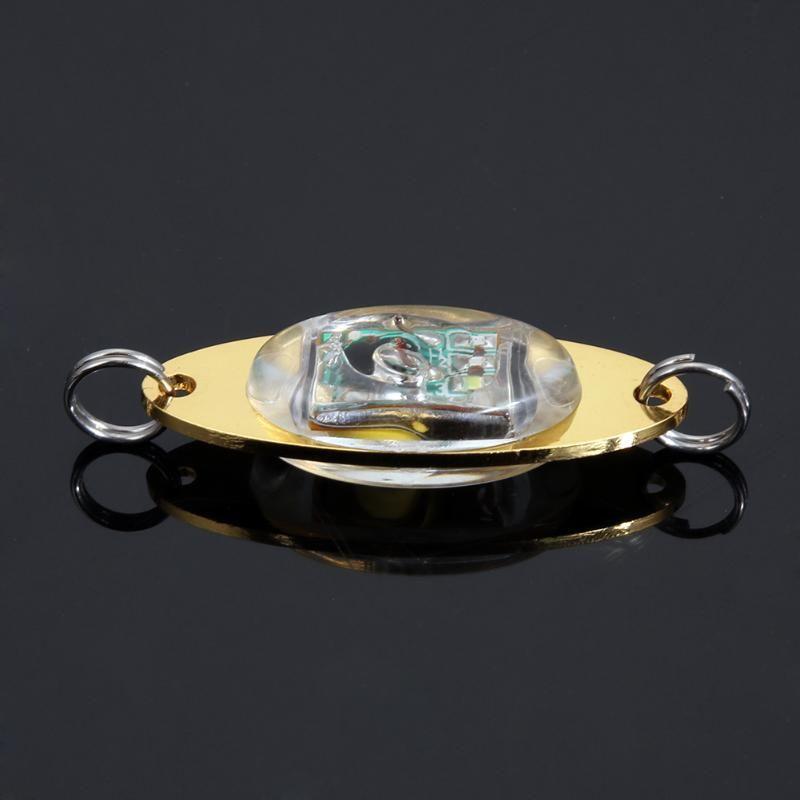 Импульсная лампа LED глубокого падение подводного глаз Формы Рыбалка Squid Искусственной приманка Рыба Приманка Свет Рыбалка Песок Аксессуары Горячей Продажа