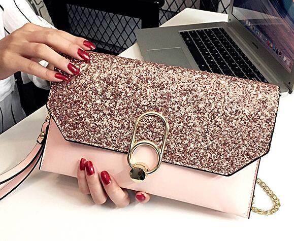 12069f0ca48 Modern Fashion Style Clutch Bags Pu Small Size Bags Designer New Version  Women Bags High Quality Clutch Bag Ladies Bags Leather Satchel From Kkbags,  ...