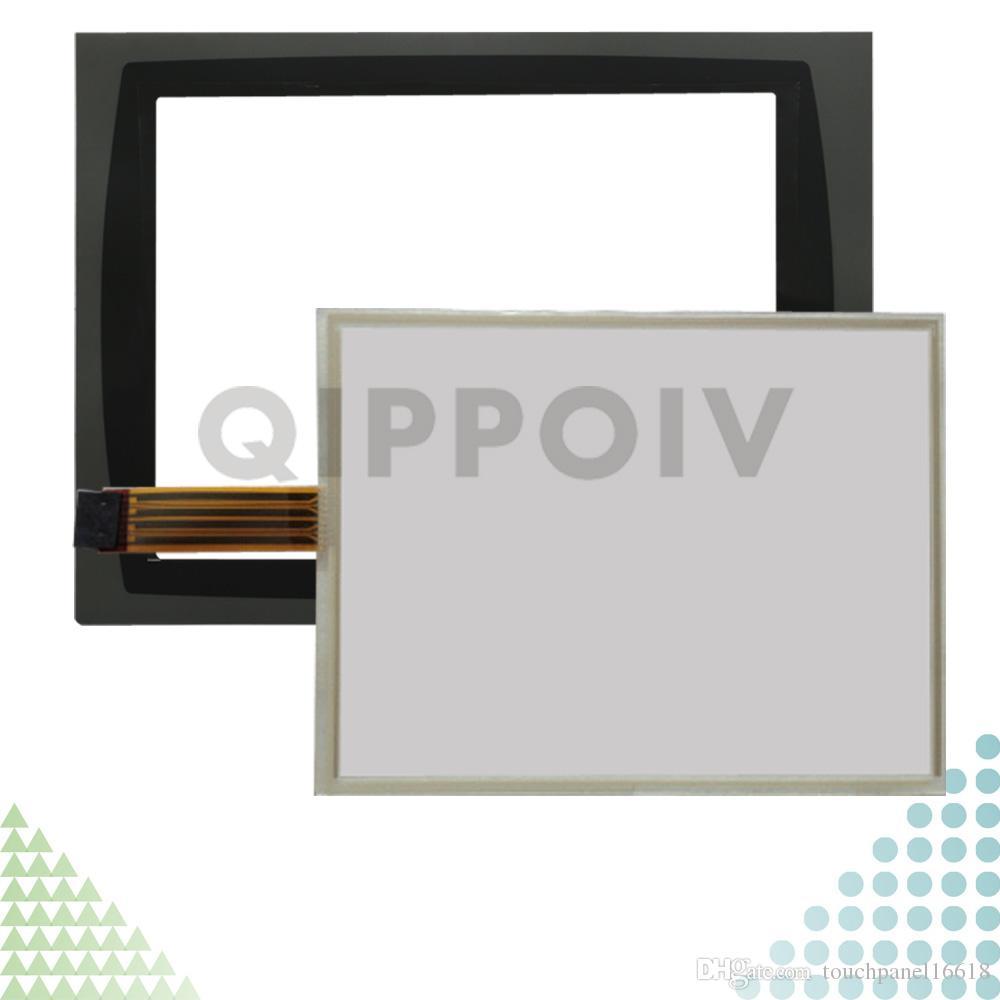 PanelView Plus 1500 2711P-T15C4A9 2711P-T15C4B1 2711P-T15C4B2 2711P-B15C Neue HMI-SPS-Touchscreen-Panel Touchscreen und Front-Etikett
