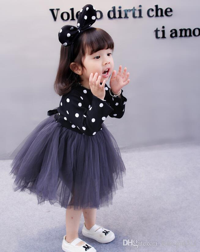 Toddler Kid Baby Princess Flower Girl Pageant Wedding Party Tulle Tutu Dress Hot