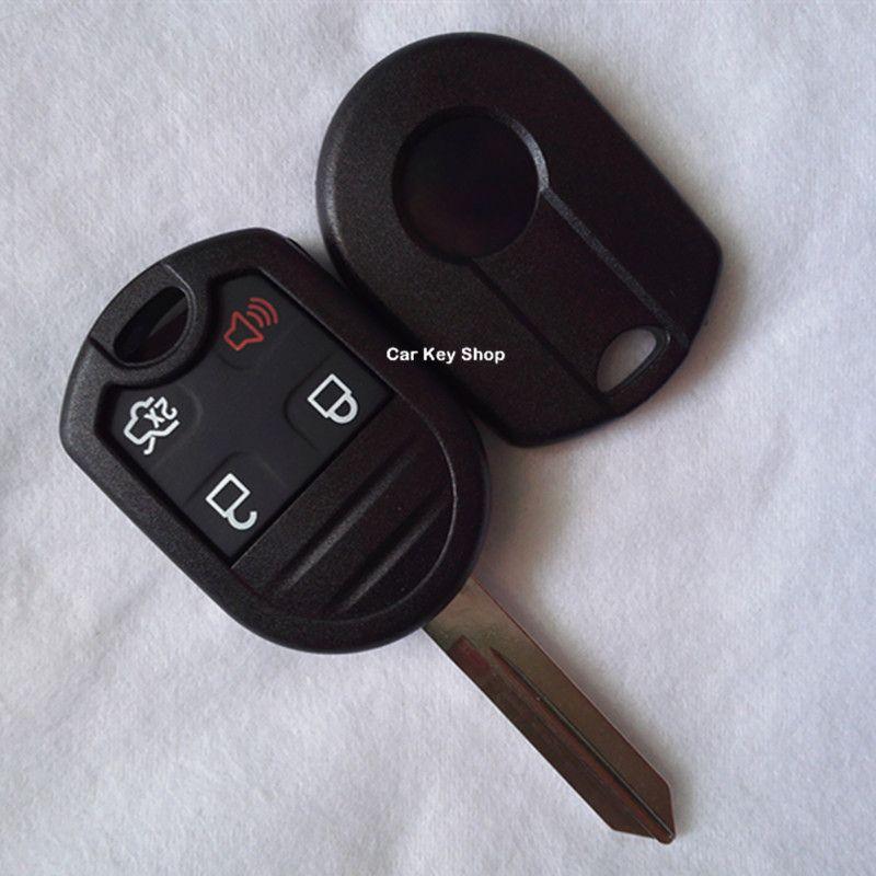 Сменный дистанционный ключ Shell 3 + 1 4 Botton для FORD Edge Raptor БЕЗ КЛЮЧЕВЫХ ДИСТАНЦИОННЫХ FOB КЛЮЧЕВЫЙ ОБОЛОЧКА