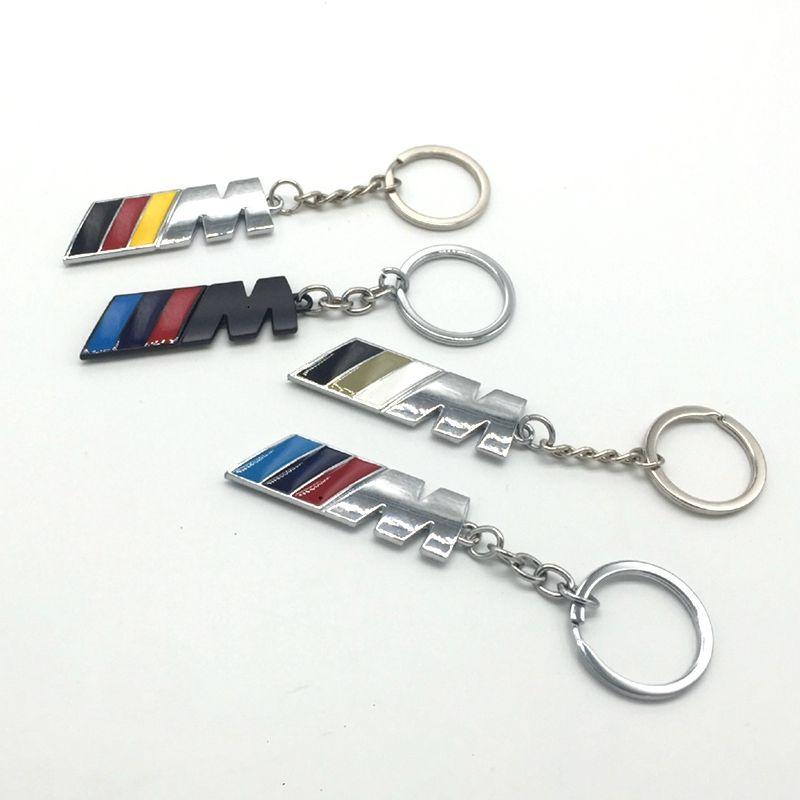 BMW M 3 5 Performans için E46 E39 E36 E60 E90 X1 X3 X5 X6 Araba Anahtarlık Anahtarlık Oto Anahtarlık Anahtarlık Aksesuarları