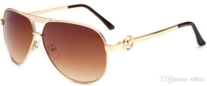 Occhiali da sole di marca di alta qualità Occhiali da sole di moda da uomo Occhiali da vista firmati Occhiali da vista per gli uomini nuovi occhiali da donna con custodia originale