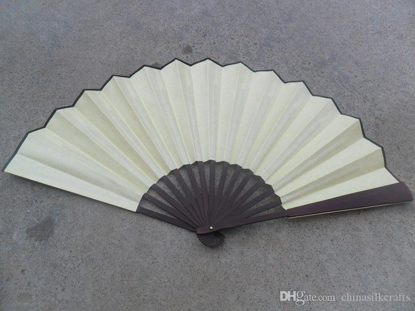Small Hand Held Fan White Gold Black Red Personalized Silk Fans Bamboo Chinese Folding Fan DIY Adult Fine Art Painting Program 1pcs