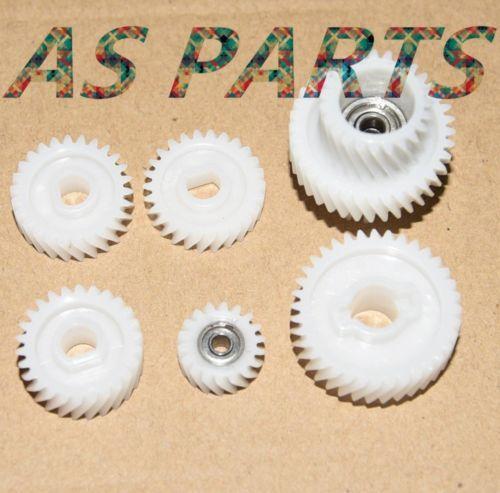 5sets  for Konica Minolta Bizhub 600 601 750 751 71655 Di750 Developer Gear Kit