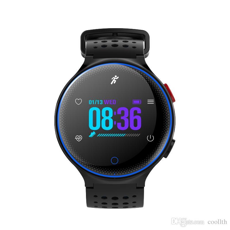 2018 New FinowX2 plus smart watch Sports Band Health bluetooth fitness bracelet Heart Rate Monitor Pedometer IP68 Waterproof