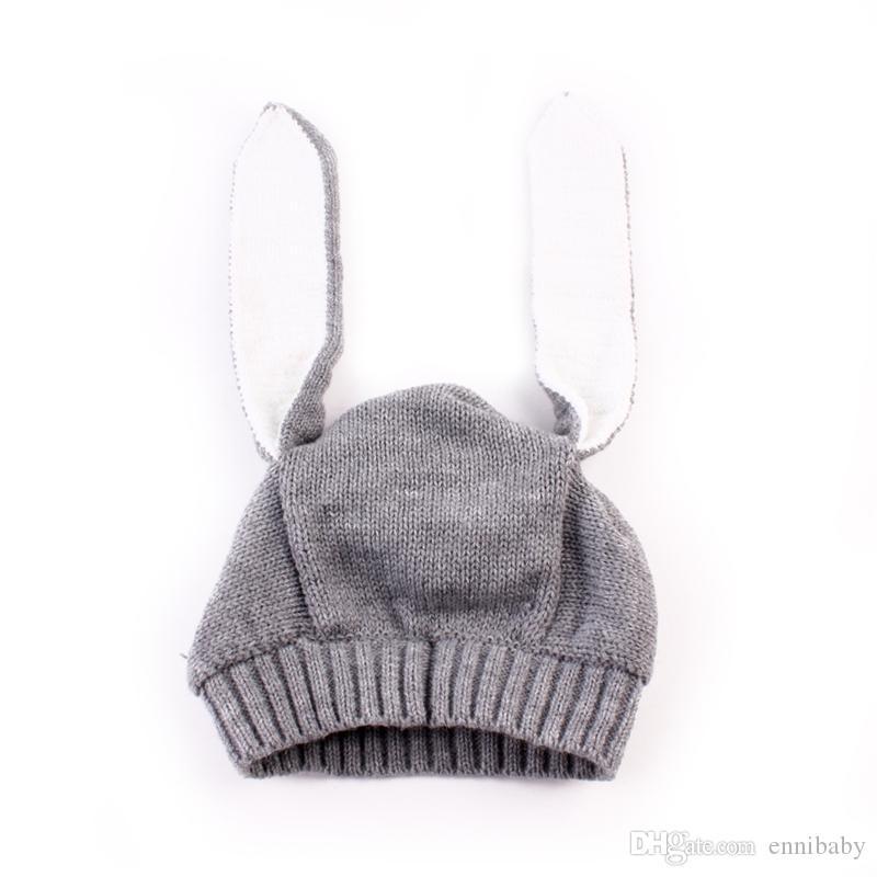 Compre Nuevas Niñas De Lana De Ganchillo Sombreros De Ganchillo ...