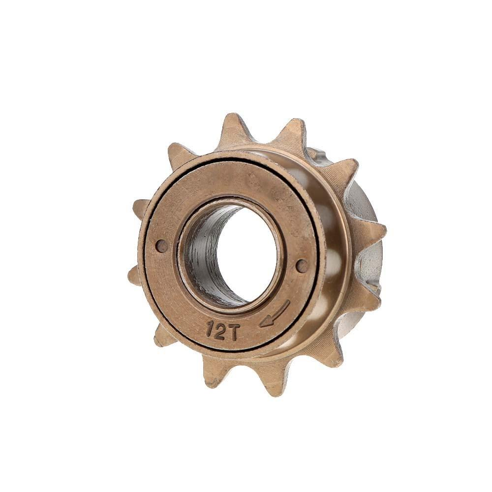 Roue Libre Pignon 12 Dents 34mm Singlespeed Freewheel pour V/élo VTT BMX Accessoires de v/élo