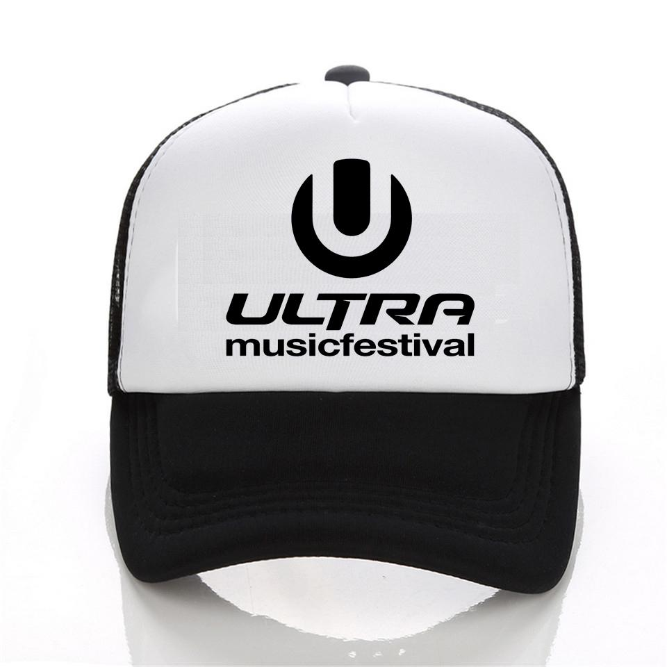 gorras new era ultra music festival