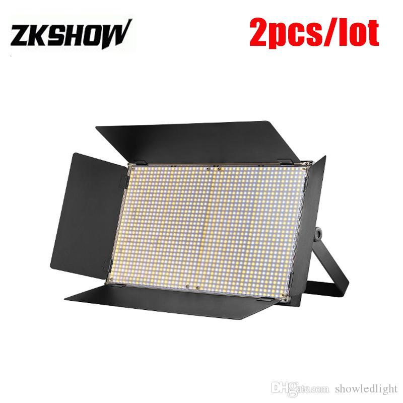 80% Off 1200/1500pcs LED Studio Video Panel Light Battery DMX512 DJ Disco TV Show Car Performance Camera Stage Lighting Effect Free Shipping