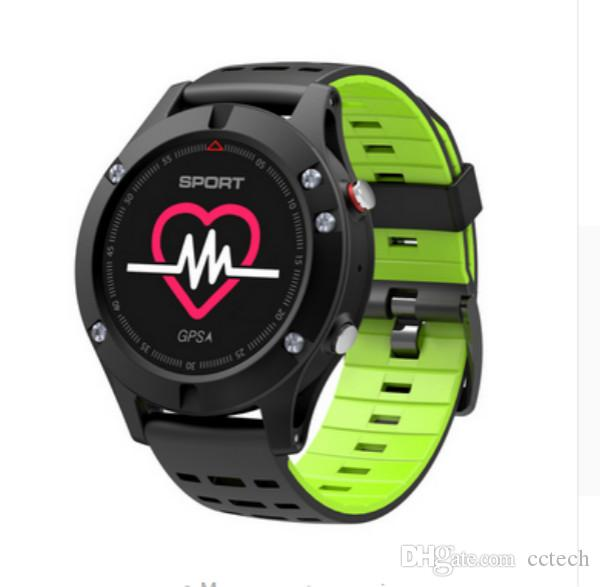 F5 GPS Smart watch Altimeter Barometer Thermometer Bluetooth 4.2 Smartwatch Wearable devices for Android