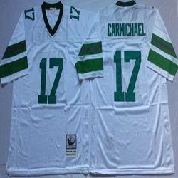 best authentic edc75 b8805 2018 2017 Throwback Jersey 12 Randall Cunningham Harold Carmichael h Joyner  92 Reggie 31 Montgomery White Green Football Jerseys From W2018, $20.99 |  ...