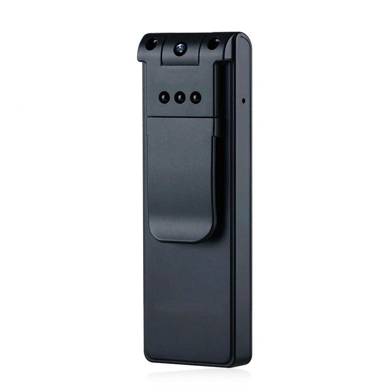 Full HD 1080P Police Body Lapel Worn Video Camera DVR IR Night Cam 8-hour Record Digital Pen Recorder Voice