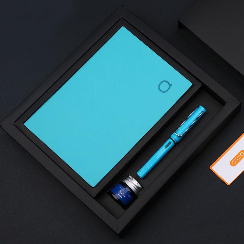 Pimio OASO Notepen Business book caja de regalo NotFestival gift set combinación de suministros de oficina