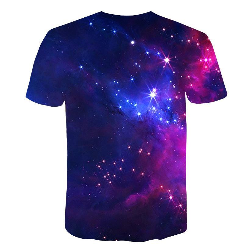 2018 Nuevas llegadas Casual Male T-shirts Homme Just Break It 3D Print Hombres Camisetas Fashion Custom Graphic Tees Hombre japonés T-shirt