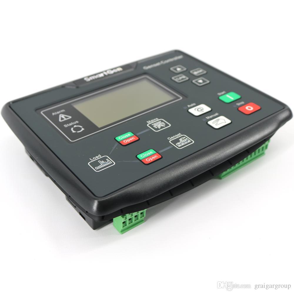 Новый контроллер автоматического запуска генератора HGM6120N Smartgen AUTO с функцией обслуживания