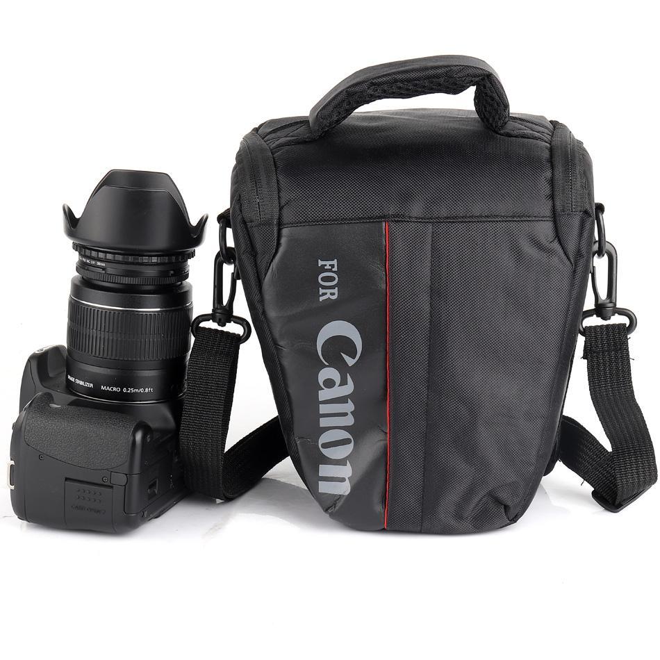 Waterproof DSLR Camera Shoulder Case Bag For Canon EOS 1300D 200D 750D 80D 800D