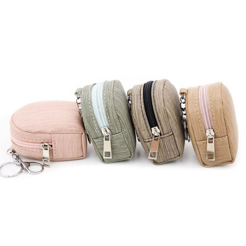 Women Mini Backpack Shape Coin Bag Wallet Hand Pouch Purse Key Holder 6A