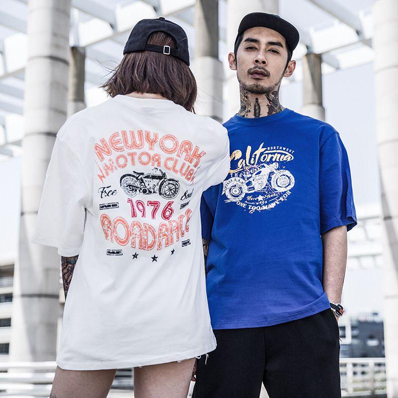 Новый хип-хоп лето мужская футболка с коротким рукавом 100% хлопок poloshirt рубашка мужчины teel хип 3g дизайнер мужские футболки