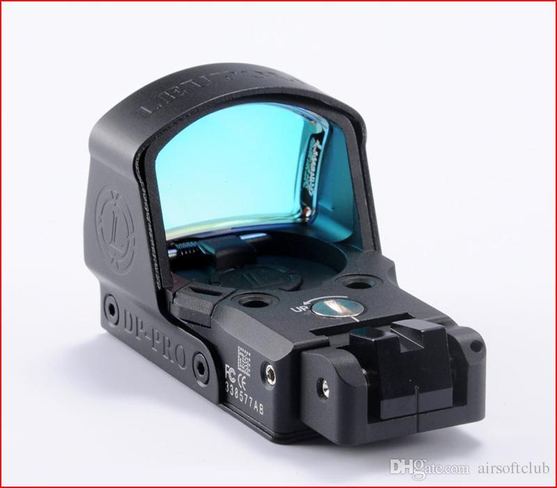 새로운 전술 Leupold 작풍 DP-Pro 빨간 점은 3 개의 유형을 가진 소총을 위해 산 BLACK TAN