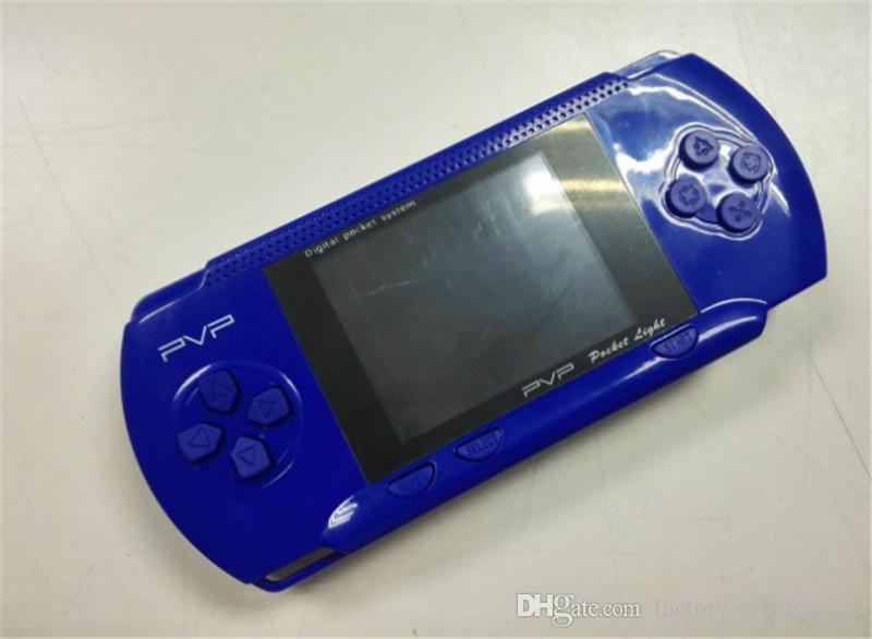لعبة لاعب PVP 3000 2.5 بوصة شاشة LCD أحدث المنتجات 50pcs