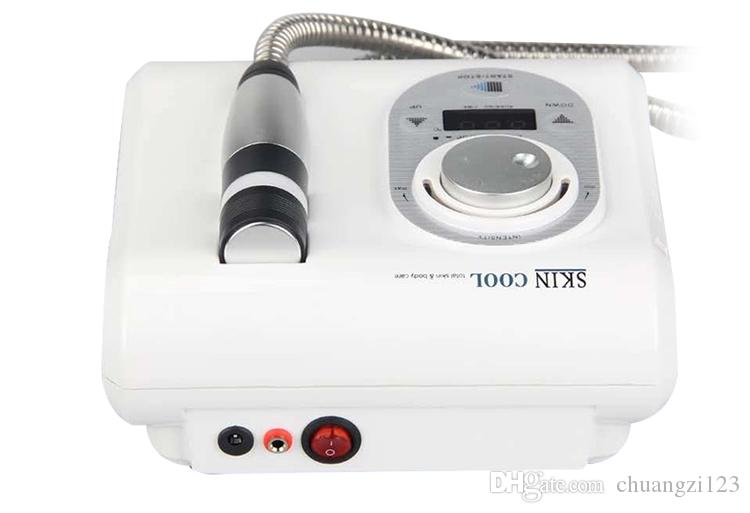 portable cold cool and warm electroporation equipment no needle cryo facial mesotherapy skin care beauty device